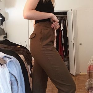 Pants - Topshop trousers